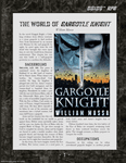 RPG Item: The World of Gargoyle Knight