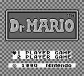 Video Game: Dr. Mario