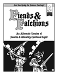 RPG Item: Fiends & Falchions: An Alternate Version of Swords & Wizardry Continual Light
