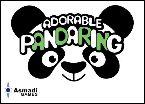 Board Game: Adorable Pandaring