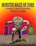 RPG Item: Monster Maze of Zorr