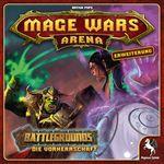 Board Game: Mage Wars Arena: Battlegrounds Domination