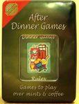 Board Game: After Dinner Games