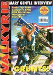 Issue: Valkyrie (Volume 1, Issue 3 - Nov 1994)