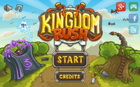 Video Game: Kingdom Rush