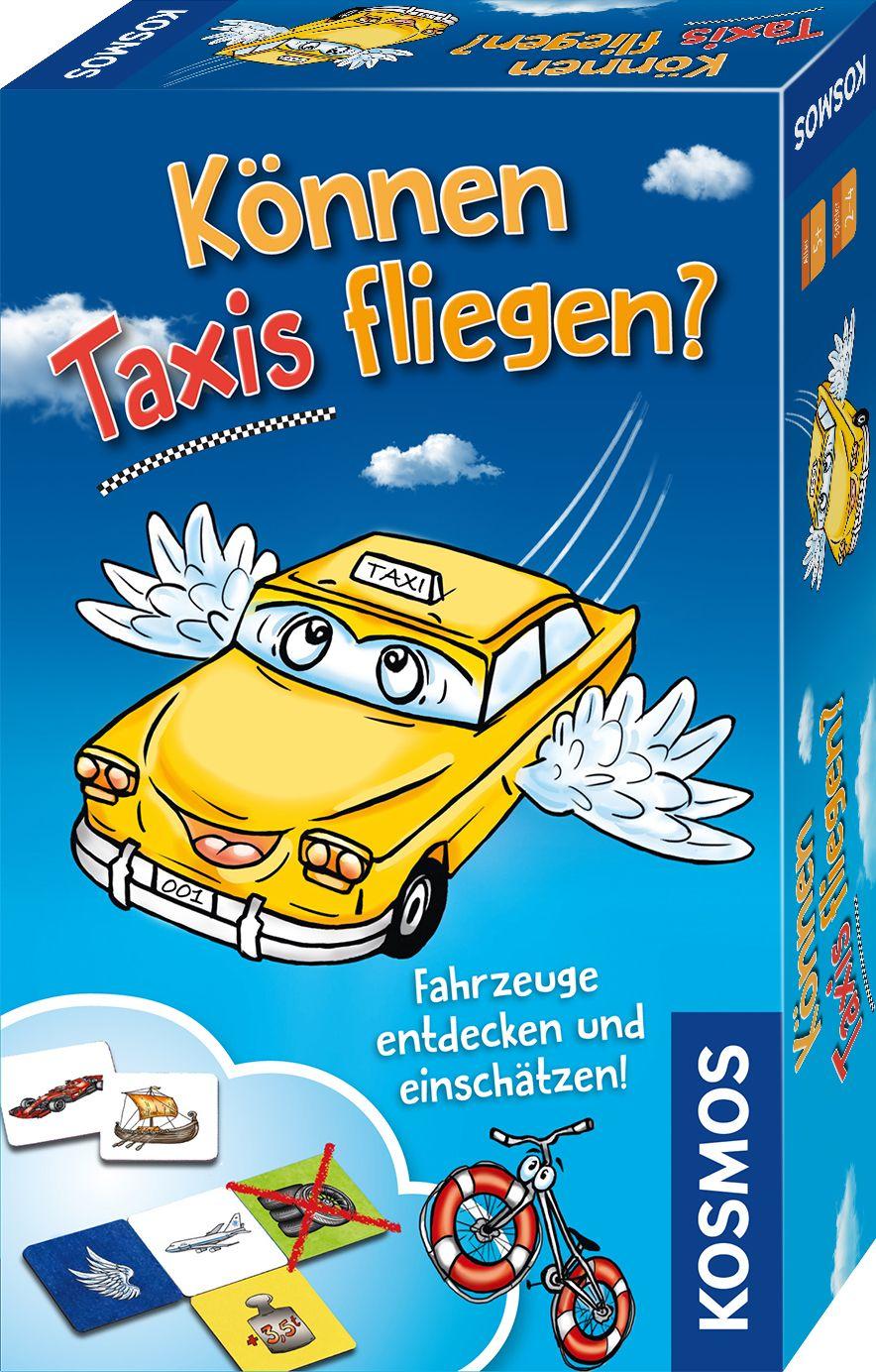 Können Taxis fliegen?
