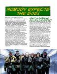 RPG Item: Judge Dredd Case File #2: Nobody Expects the SJS!