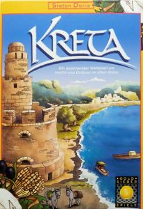 Kreta Cover Artwork