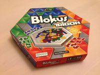Board Game: Blokus Trigon