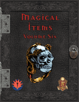 RPG Item: Magical Items Volume Six