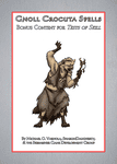 RPG Item: Gnoll Crocuta Spells: A Supplement to Tests of Skill