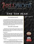 RPG Item: Hellfrost Region Guide #08: The Ten Seas