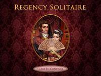 Video Game: Regency Solitaire