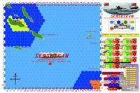 Board Game: Sensuikan: Eastern Solomons Sept 1942