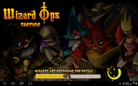 Video Game: Wizard Ops Tactics