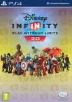 Video Game: Disney Infinity 2.0: Marvel Super Heroes