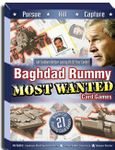 Board Game: Baghdad Rummy