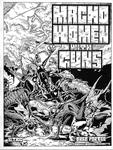 RPG Item: Macho Women with Guns (1st Edition)