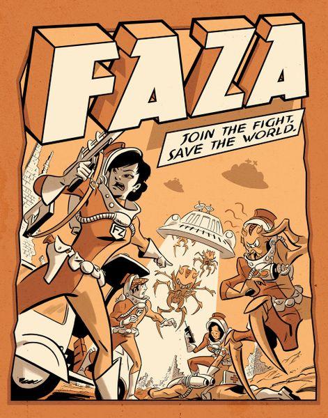 New FAZA Box Cover
