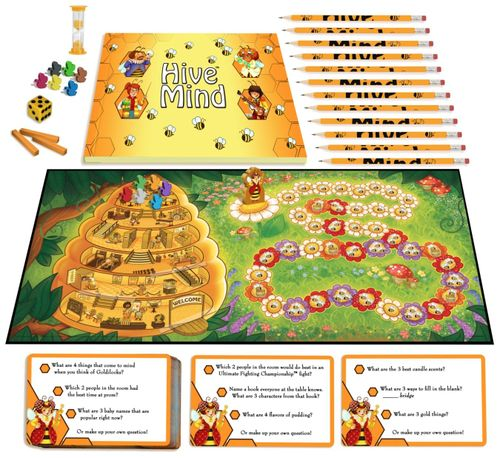 Board Game: Hive Mind