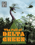 RPG Item: The Fall of Delta Green