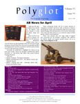 Issue: Polyglot (Volume 2, Issue 4 - Apr 2006)