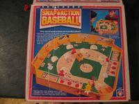 Board Game: Snap Action Baseball