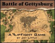 Board Game: FlipFight: Battle of Gettysburg