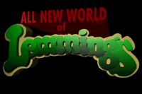 Video Game: All New World of Lemmings