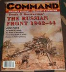 Board Game: Proud Monster: The Barbarossa Campaign – Death & Destruction: The Russian Front 1942-44
