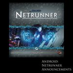 Podcast: Android: Netrunner Announcements