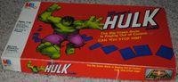 Board Game: The Incredible Hulk Game
