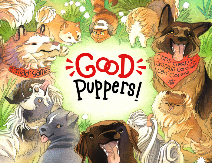 Image result for good puppers board game