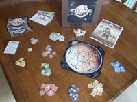Board Game: Dune Express