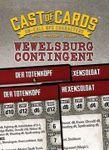 RPG Item: Cast of Cards: Wewelsburg Contingent