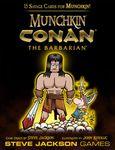 Board Game: Munchkin: Conan the Barbarian
