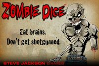 Video Game: Zombie Dice