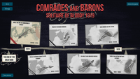 Video Game: Comrades and Barons: Solitaire of Bloody 1919
