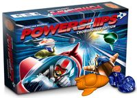 Board Game: Powerships