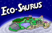 Video Game: Eco-Saurus