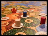 Board Game: The Settlers of the Stone Age