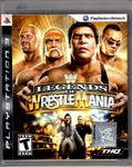 Video Game: WWE: Legends of WrestleMania