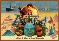 Board Game: Artifact