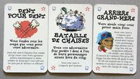 Board Game: Dent pour dent