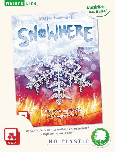 Board Game: Snowhere