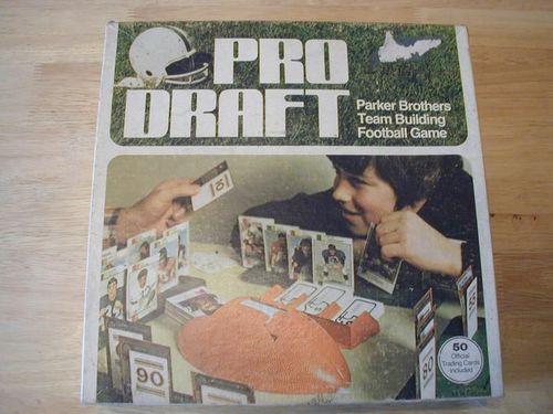 Board Game: Pro Draft