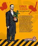 Board Game: Zombicide Survivor: Lucius