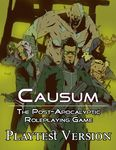 RPG Item: Causum Playtest Version