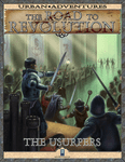 RPG Item: The Road to Revolution 5: The Usurpers