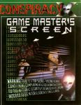 RPG Item: Conspiracy X Game Master's Screen